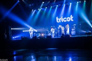 tricot、3月に行われた無観客ライヴ映像を公開