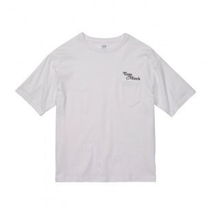 昨年の来日時に即完したトム・ミッシュの刺繍ロゴポケットTシャツの再発売が決定