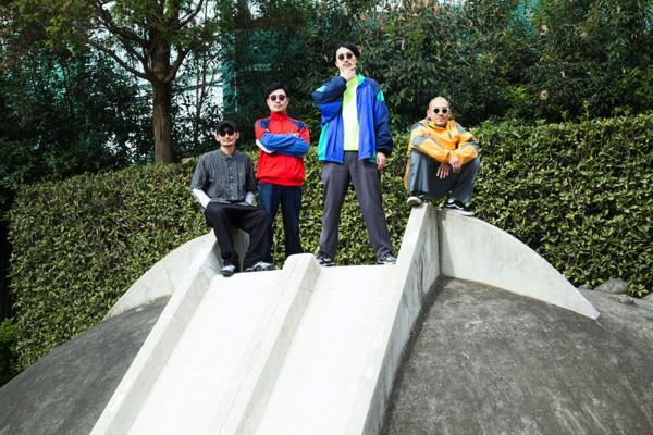 TOKYO HEALTH CLUB、4年ぶり4枚目のフルアルバム『4』をBandcampで緊急リリース