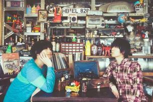 カミナリグモ、同世代のリズム隊をゲストに迎えたフル・アルバムをリリース