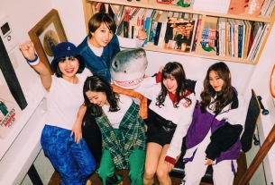 lyrical school、キャリア初のEP『OK!!!!!』をリリース& 収録曲のリモート・ライブを公開