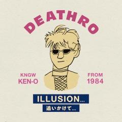 DEATHRO、2週連続となる新曲「ILLUSION…追いかけて」をリリース、売り上げは今池HUCKFINNへのドネーションへ