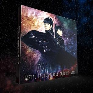 BABYMETAL、昨年開催のワールドツアー日本凱旋公演を収録したTHE ONE会員限定Blu-rayリリース決定
