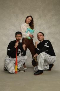 ZEN-LA-ROCK × G.RINA × 鎮座DOPENESSのFNCYが『TOKYO LUV EP』配信リリース