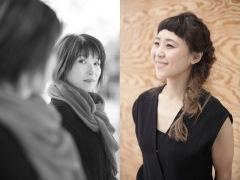 大野由美子(Buffalo Daughter)と篠崎芽美(ex.珍しいキノコ舞踊団)オンラインセッション映像公開