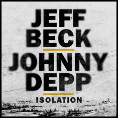 """ジェフ・ベックとジョニー・デップによるデュオ、ジョン・レノンカヴァー""""孤独""""MV公開"""