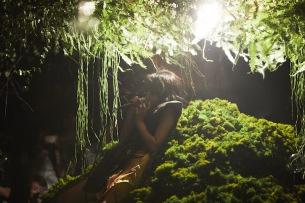 """コムアイ×オオルタイチ """"YAKUSHIMA TREASURE""""、LIQUIDROOM 15周年での初ワンマン映像フル公開"""