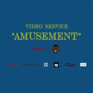 """配信番組『VIDEO SERVICE  """"AMUSEMENT""""』第3弾出演者発表"""