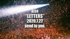 BiSH、メジャー3.5thアルバム『LETTERS』を7/22発売決定