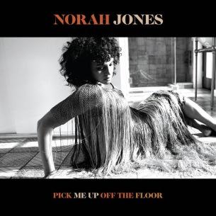 ノラ・ジョーンズ、New AL『Pick Me Up Off The Floor』本日リリース