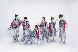 BiSH、7/22発売メジャー3.5thアルバム『LETTERS』ニュー・ヴィジュアル公開