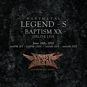 BABYMETAL、オンライン・ライヴ第3弾はSU-METAL初の広島凱旋ライブを公開