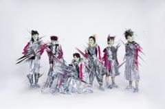 BiSH、メジャー3.5thアルバム『LETTERS』トラックリスト&リード曲の歌詞画像公開