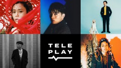 Chara、SIRUP、TENDREら参加のプロジェクトTELE-PLAYが、第一弾楽曲配信開始