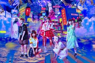 "meme tokyo. 3rdシングル""モラトリアムアクアリウム""ジャケット写真公開"