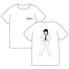 MANGA SHOCKが結成10周年記念Tシャツ発売、売り上げは〈LIVE HAUS〉へのドネーションに