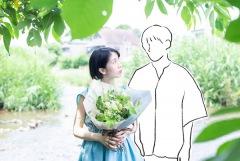 """しずくだうみ、""""なみの日""""に結婚 2ショット風写真も公開"""