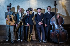Bloodest Saxophone、7/12(日)無観客配信ライヴ開催
