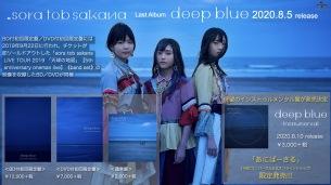sora tob sakana、ラスト・アルバムから新曲MV公開