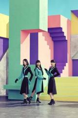 Perfume、約2年半ぶりのニューSGを9/16にリリース