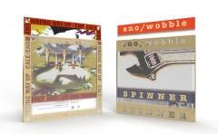 ブライアン・イーノ90年代コラボ作品の再発を記念したキャンペーン実施