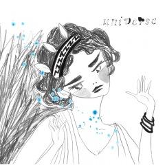 Velladon、詩と音楽のアルバム『Universe』を8/15デジタル・リリース