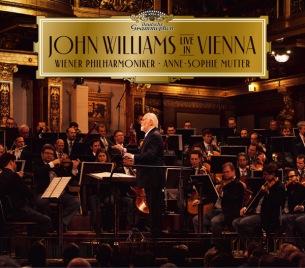 ジョン・ウィリアムズ指揮/ウィーン・フィルによるライヴ盤が本日リリース