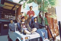 浪漫革命、2nd フルアルバム『ROMANTIC LOVE』がアナログレコード化