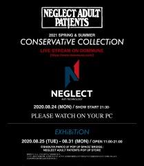 WACKメンバーも参加 「NEGLECT ADULT PATiENTS」ファッションショーオンライン配信決定