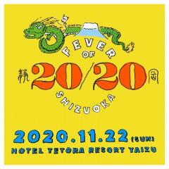 〈FEVER OF SHIZUOKA 20/20〉開催決定(仮)、出演にサニーデイ・サービス、OLEDICKFOGGY、imai、DENIMSなど