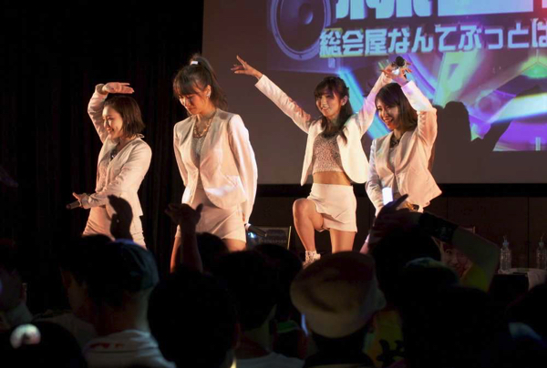 『LOCO DD日本全国どこでもアイドル』DVD8月22日発売