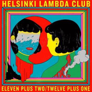 Helsinki Lambda Club、11月リリース2nd full AL『Eleven plus two / Twelve plus one』の詳細発表