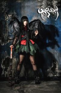 GARUDA、9/4(金)に1stアルバム『The Battle Of Nightmares』リリース
