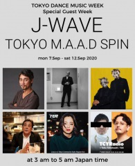 J-WAVE『TOKYO M.A.A.D SPIN』細野晴臣らが日替わりで登場