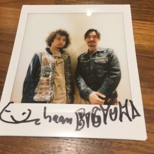 U-zhaan×BIGYUKI、コラボ曲「City Creatures」配信開始&MV公開