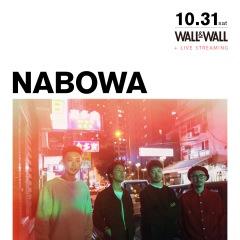 NABOWA、10/31に有観客+生配信ワンマン・ライヴを開催