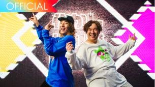 ビッケブランカ VS 岡崎体育、キツネとタヌキに変身「化かしHOUR NIGHT」MV公開