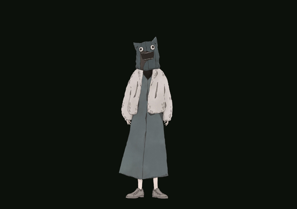 シキドロップが配信シングル『育つ暗闇の中で』をリリース