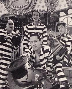 THE COLTS 、生配信ライヴ〈ザ・コルツのリヴィング・デッド〉で在宅ハロウィンパーティ
