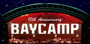 〈BAYCAMP 2020〉のタイムテーブル解禁、ヘッドライナーに、スチャ、キュウソ