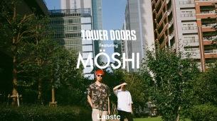 MÖSHI、デビューEP『#13G』がタワーレコードオンライン限定でダブプレートの受注販売開始