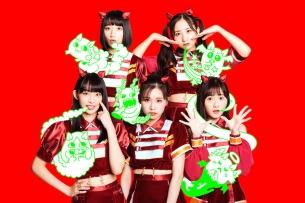 Devil ANTHEM.、11/25リリースNew SG「UP」ジャケ写、新アー写公開