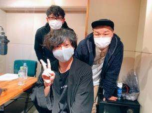 「西寺郷太GOTOWN Podcast Club」に中田裕二、小松シゲルが登場