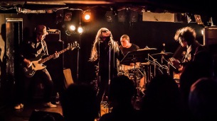 灰野敬二率いるTHE HARDY ROCKS、11/27高円寺ShowBoatでワンマン・ライヴ開催