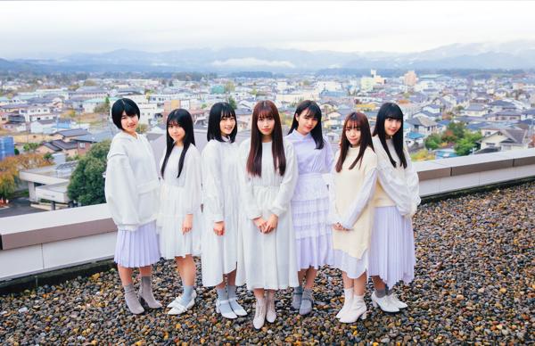 浪江女子発組合の新曲が結成記念日11月24日24時に配信リリース決定