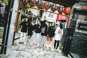 BiSH 、ANTI SOCIAL SOCIAL CLUBとのカプセルコレクション発売決定