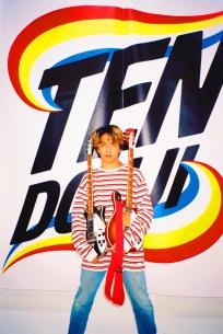 "TENDOUJI、新曲""SURFPUNK""のMVをモリタナオヒコの誕生日にあわせて公開"
