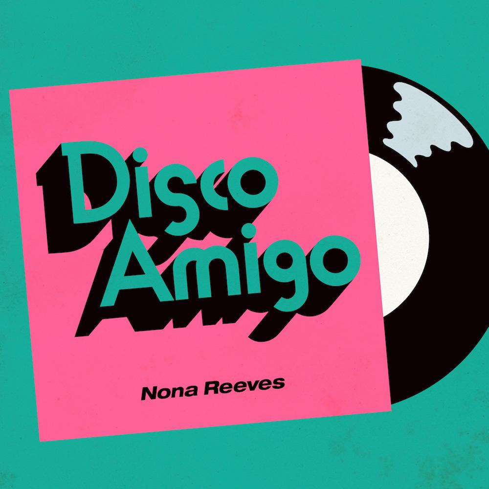 """NONA REEVES、来年リリースのニューALより""""ハイブリッド・ダンス・チューン""""な「Disco Amigo」先行配信"""