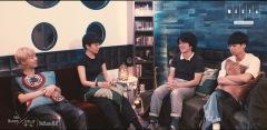 インディーシーンで話題のアーティスト2組による共演企画「MEETs」がスタート、初回はNo Buses×ステレオガール