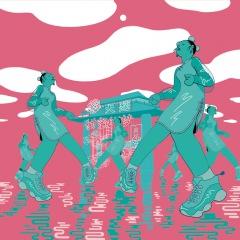 Sawa Angstrom、4ヶ月連続リリース最終シングル「Traveling Waitress」リリース